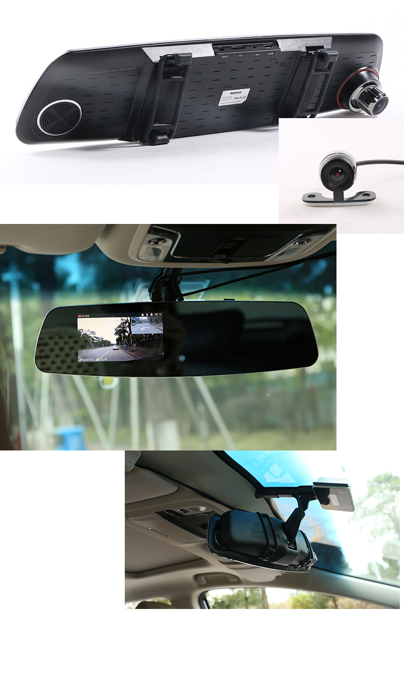 REMAX Car DVR CX-041