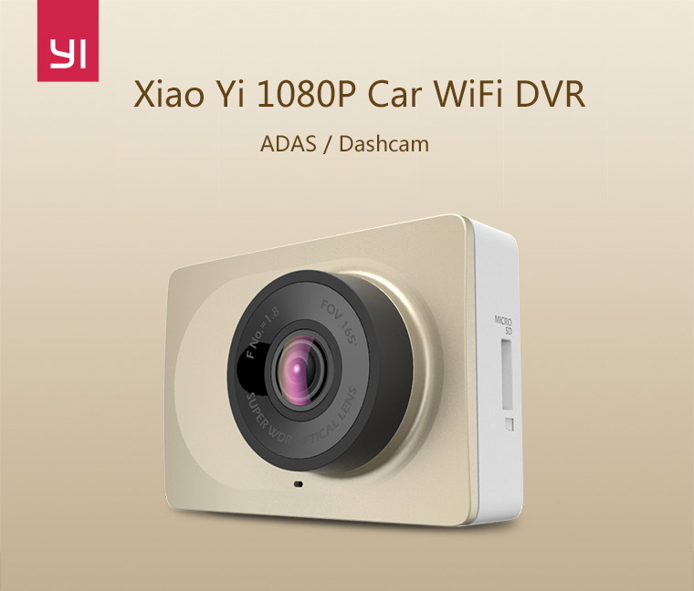 XIAOMI YI CAR WIFI DVR7